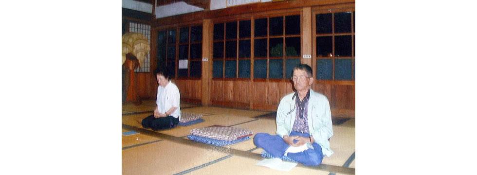 長泉寺 坐禅会